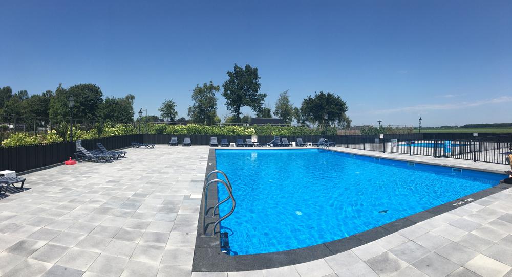 Zwembad park